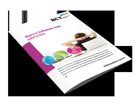 Brochure: Contractbeheer- en management