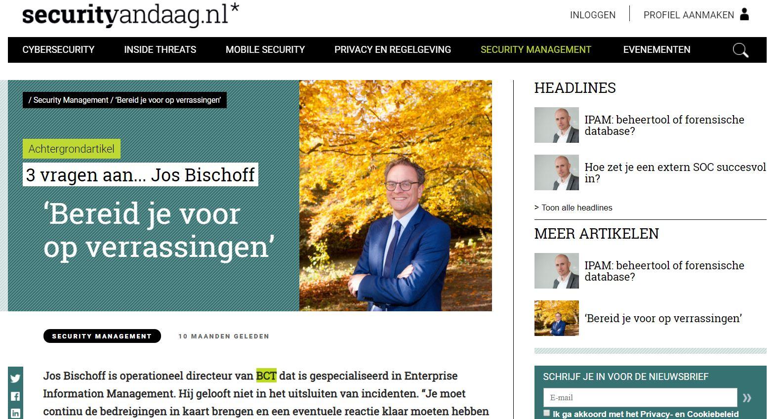 BCT-publicatie securityvandaag.nl