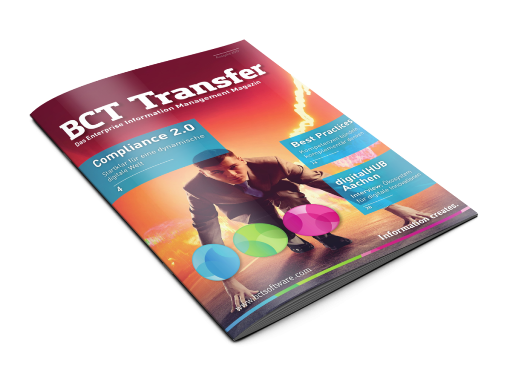 Cover BCT Transfer 2019