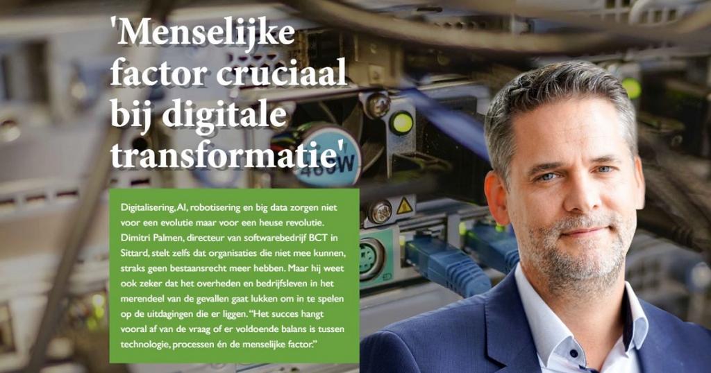 BCT-publicatie in het WijLimburg magazine oktober 2019