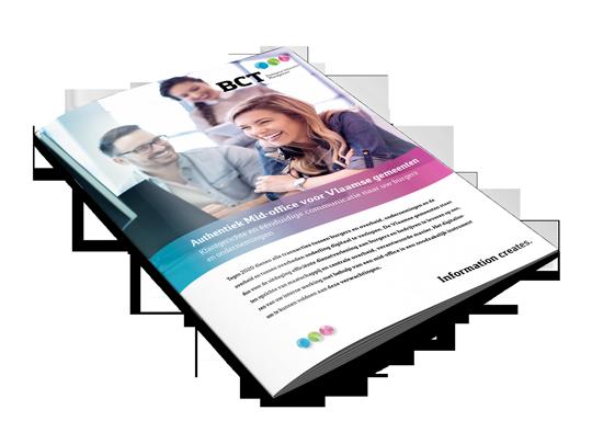 Brochure: Mid-Office voor Vlaamse gemeenten