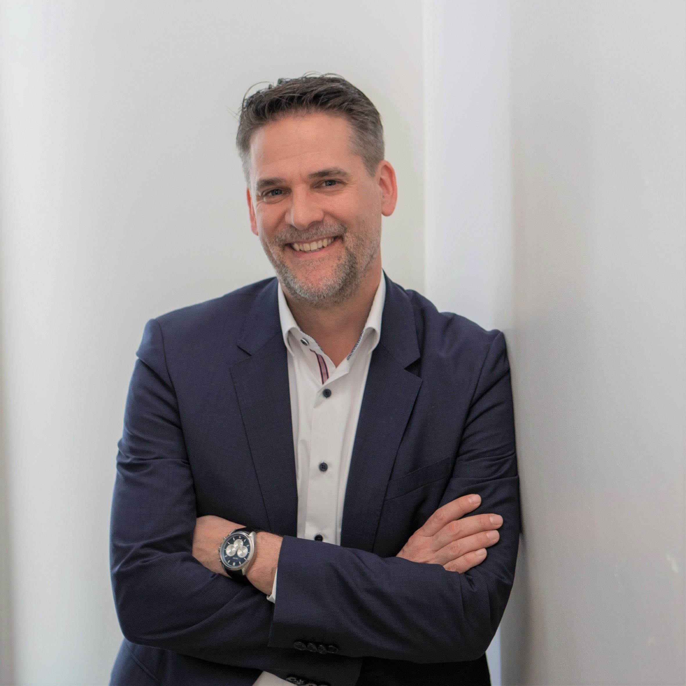 BCT-Geschäftsführer Dimitri Palmen
