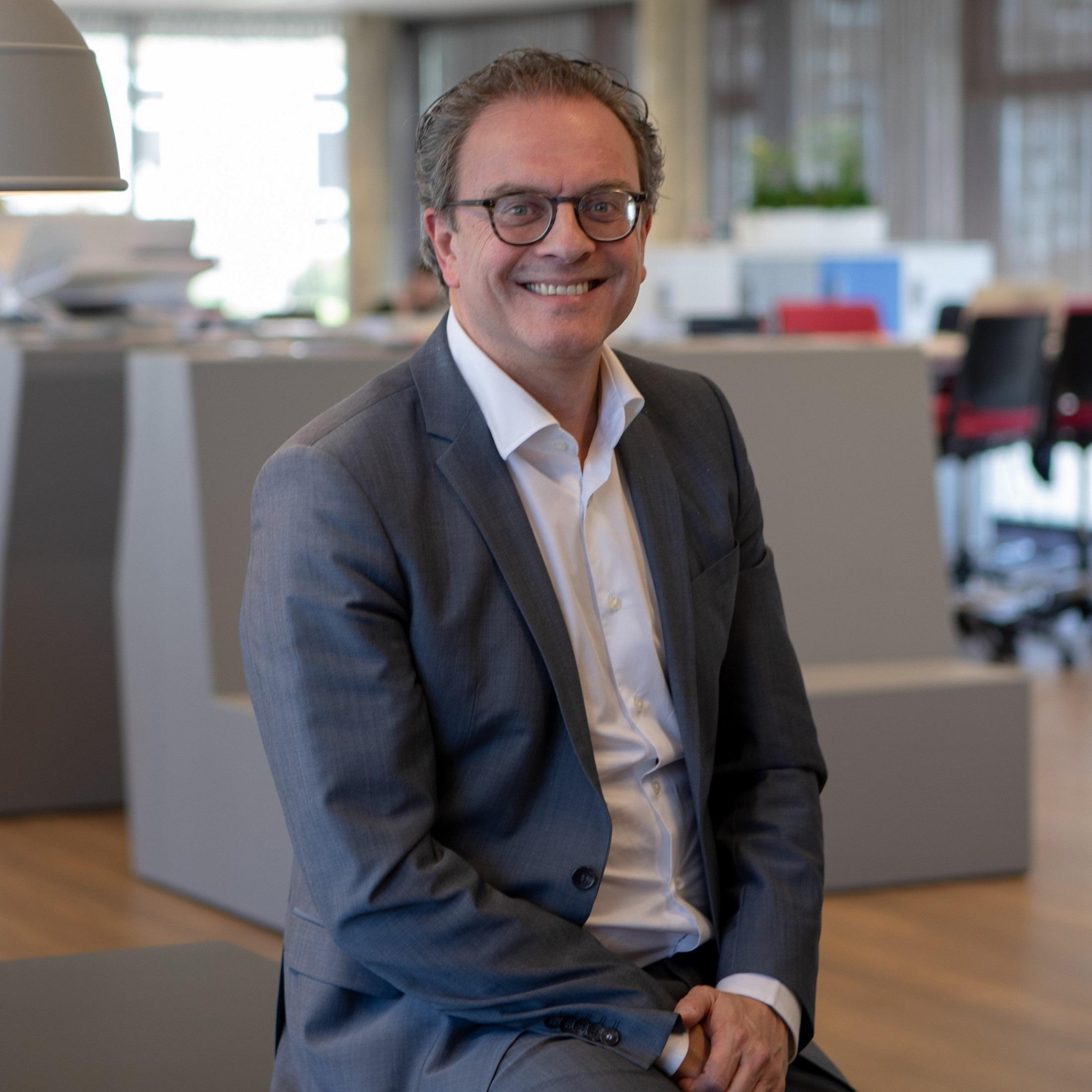 BCT-Geschäftsführer Jos Bischoff