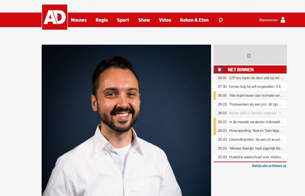 interview BCT op AD.nl