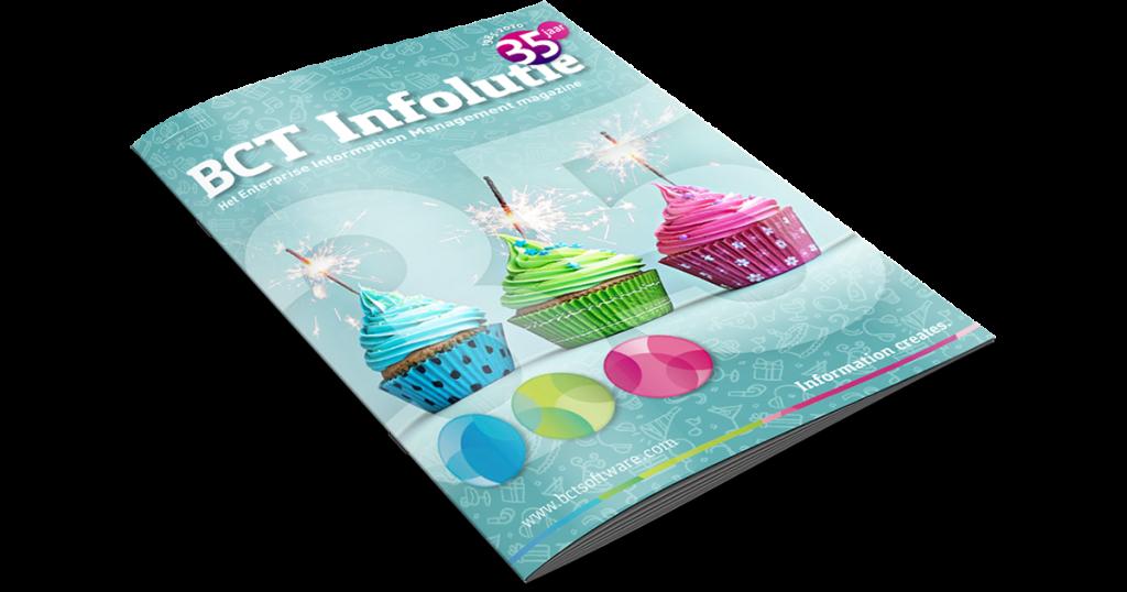 Out now: het BCT Infolutie magazine 2020