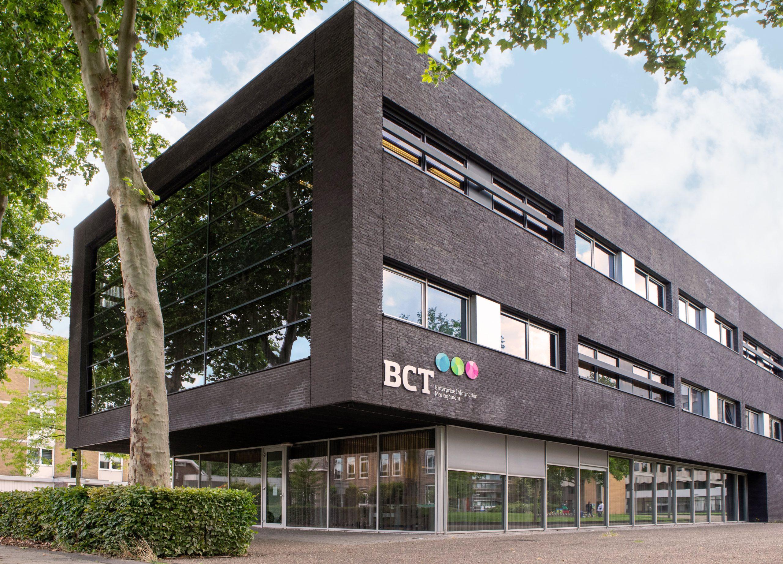 BCT Hauptsitz Sittard - front