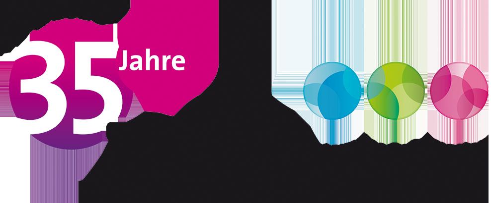 Logo 35 Jahre BCT