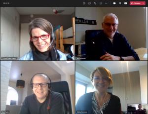 Samen ontwikkelen - Virtuele sessie werkgroep Corsa-Mid-Office - BCT