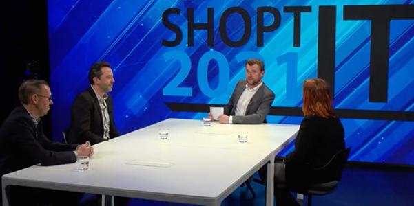 Panelgesprek Shopt IT - 2021